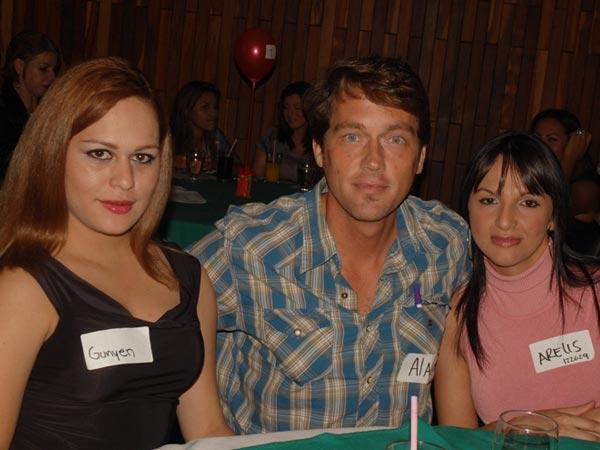 Costa Rican Singles during socials