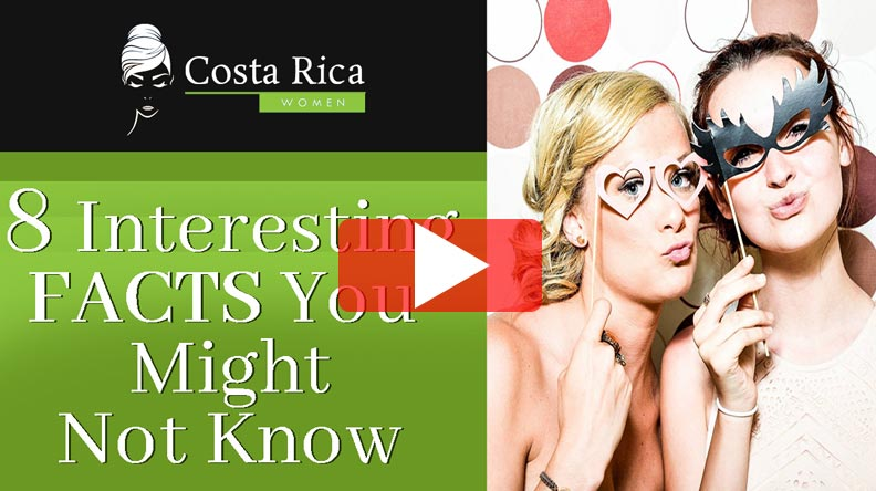 Costa Rica Women Content Video